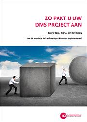 DMS selectie uitvoeren